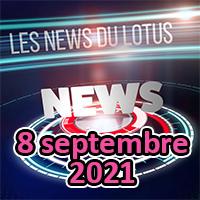Les news du Lotus de septembre 2021