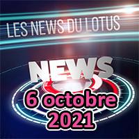 Les news du Lotus d'octobre 2021